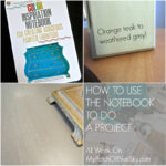 How To Use Your Color Inspiration Notebook For A Project! (Part Four)
