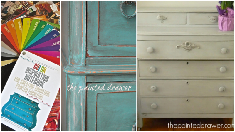 The Painted Drawer Notebook giveaway