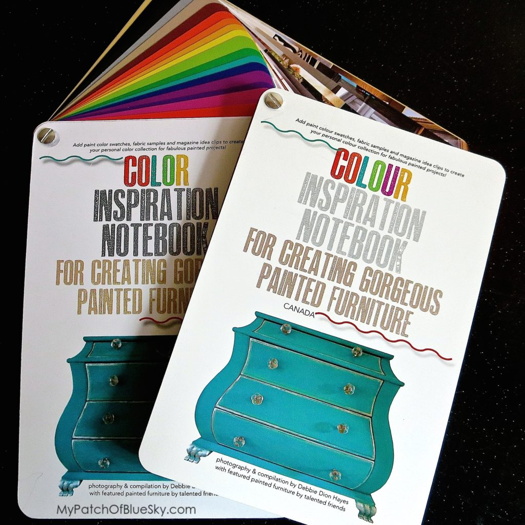 Color Inspiration Notebooks - USA and Canada