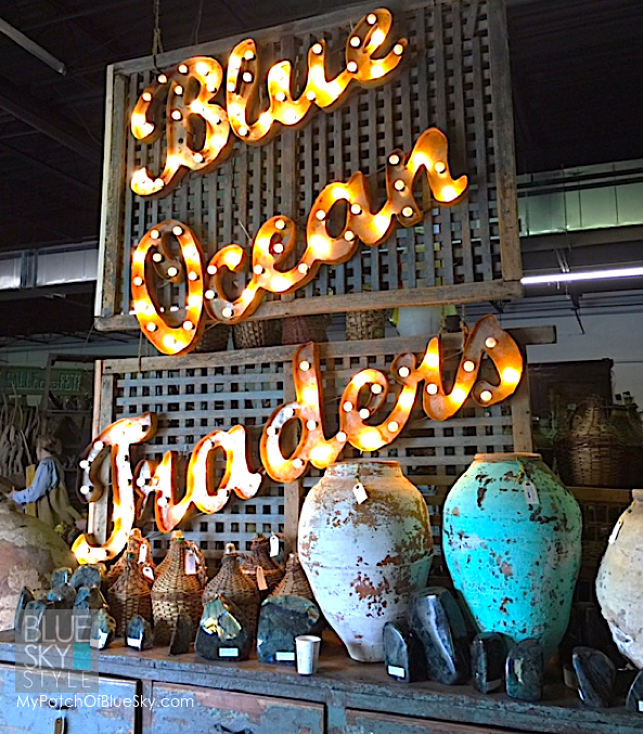 Blue Ocean Traders at the Spring High Point Furniture Market