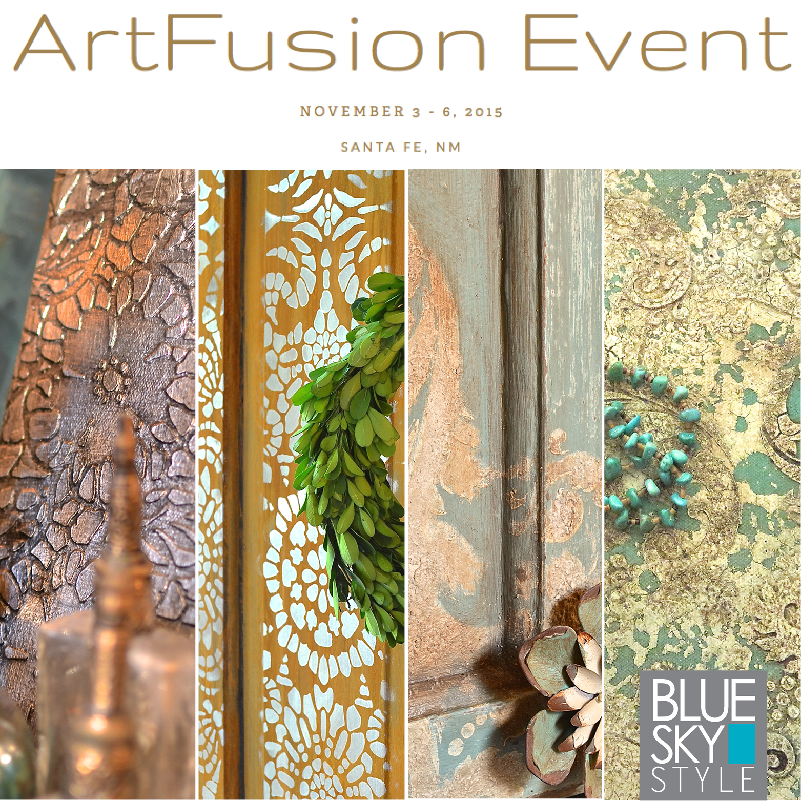 ArtFusion Event Instructor | November 3-6, 2015