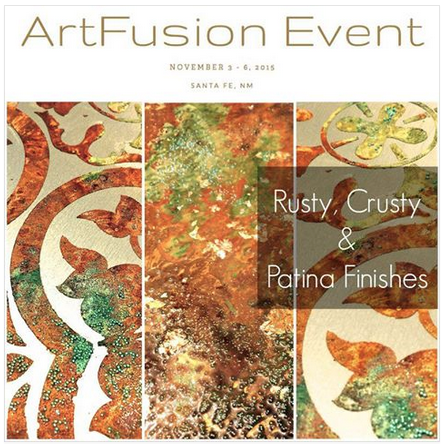 ArtFusion Event in Santa Fe, November 3 - 6