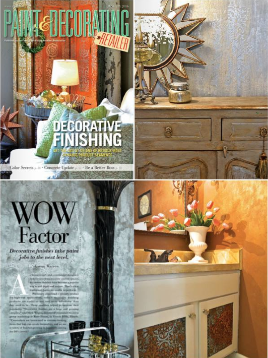 Paint & Decorating Retailer Magazine | January 2016 issue