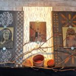 How To Make Wooden Rustic Picture Frames Using Royal Design Studio Stencils
