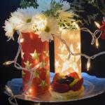 My Patch Of Blue Sky | Starry Light Vases